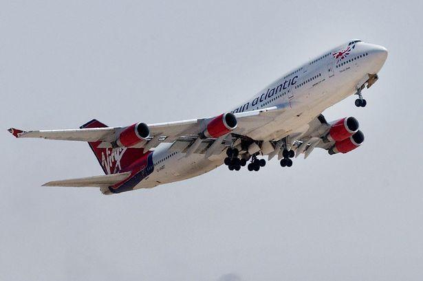 Virgin-airlines-plane