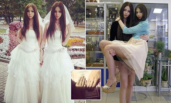 Épouser russe mariées russes