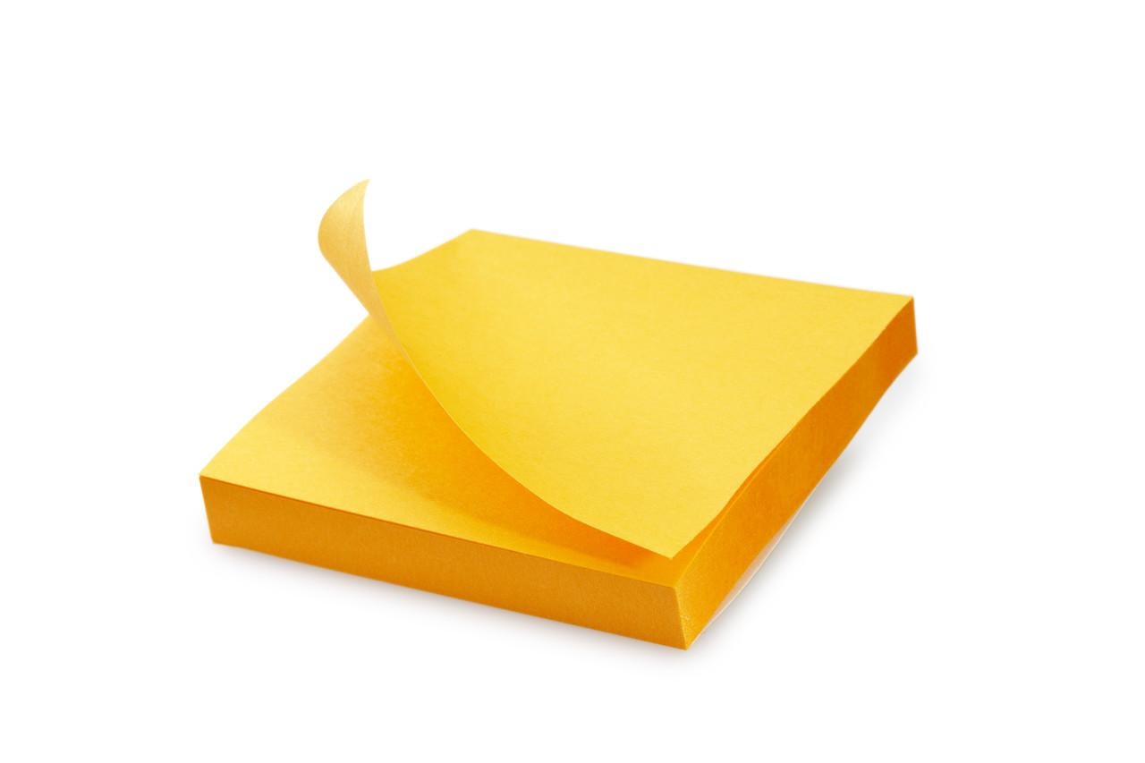 Sticky Notepaper