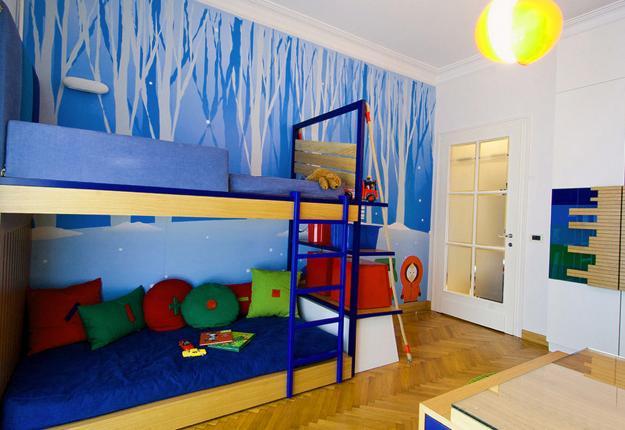 des chambres d 39 enfants qui font r ver cocktail. Black Bedroom Furniture Sets. Home Design Ideas