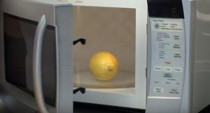 70 des personnes ne connaissent pas ces 10 vertus magiques du citron cocktail - Mauvaise odeur micro onde ...