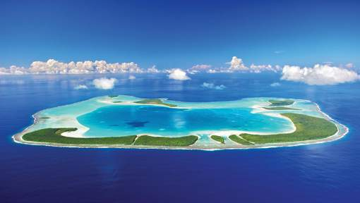 TETIAROA, French Polynesia, May 20, 2014. Be the first person to stay on the late Marlon Brando's own private island paradise as his life long dream of an Eco-friendly resort becomes a reality. Brando fell in love with the island in 1962 while filming Mutiny On The Bounty and later purchased the 2.3 square mile island in 1966 for $270,000. On July 1, 2014 The Brando resort will have its grand opening featuring 35 villas ranging from $4,100 per night for a 1-room villa all the way up to $12,330 per night for a 3-room villa. The price includes food and beverages as well as 24 hour dining. Each villa comes with its very own plunge pool. The 2,648 square foot 3-bedroom villa's include a bedroom and living area downstairs that includes a kitchen and wide entryway onto a large 2-tiered deck. The 2nd and 3rd bedrooms are located upstairs, each with its own dressing room, bathroom and outdoor bathtub. The island is located 33 miles from Tahiti and accessible only by private plane. PICTURE SHOWS: An artist rendition of The Brando resort. PICTURE NOT INCLUDED IN THE CONTRACT